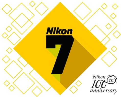 Nikon 100th Anniversary Blog